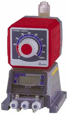 EH/E系列电磁计量泵