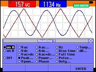 Fluke ScopeMeter® 190 系列示波表