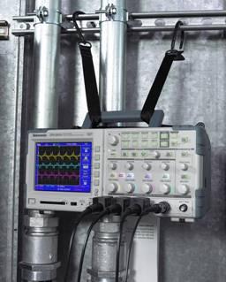 TPS2024隔离通道数字存储示波器
