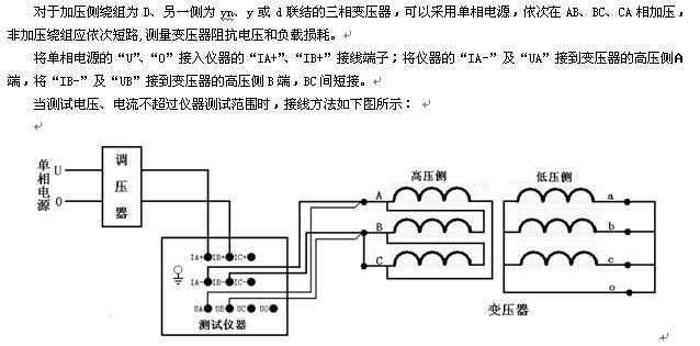 LYBCS3600车载型变压器特性参数测试仪是本公司自主研发的新一代变压器参数测试仪器,适用于变压器绕组变形之短路阻抗测量、变压器容量分析及变压器(三相或单相)出厂、大修、交接试验中空载和负载损耗参数的高精度测试。该仪器设计精巧,性能优越,功能强大,内部采用国内外*新型的单片机测试技术及先进的A/D同步交流采样和数字信号处理技术;外部采用大屏幕液晶显示,中文菜单提示,操作简单,配备高速热敏打印机,设计有存储功能,方便数据的存储和打印;配用数据管理软件,保存的数据通过RS232C串口传送到计算机(上位机),