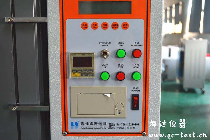 检测仪器 纸箱堆码测试机   二,纸箱堆码测试机hd-501-600设计标准