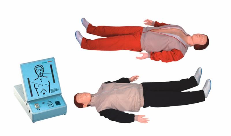 心肺复苏训练模拟人 GD CPR200S