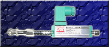 LTD系列微型直线位移传感器(弹性自动复位,防水插头)