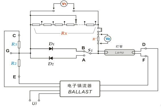 产品库 不对称功率测量器  荧光灯电子镇流器不对称脉冲测试仪是根据