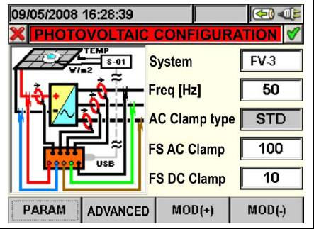 光伏(太阳能)系统的单相和三相电力安装系统测试仪