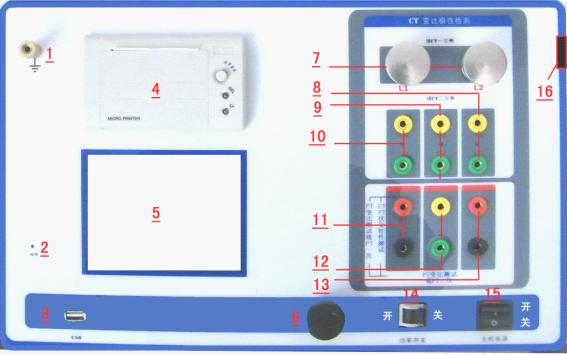 CT PT互感器综合测试仪 CT PT互感器综合测试仪