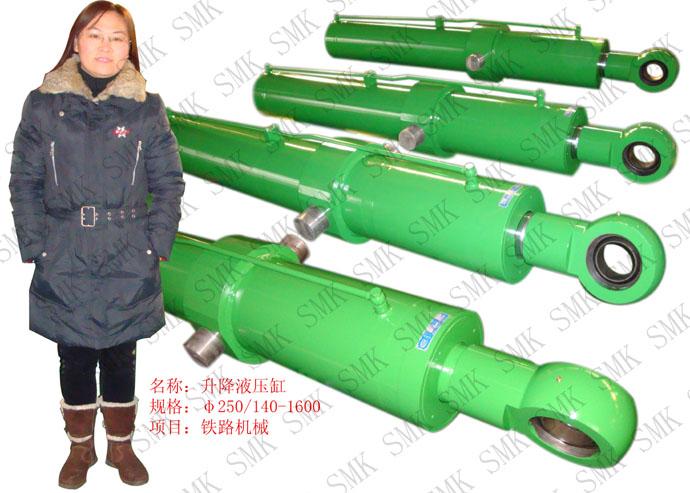 升降液压缸 φ250/140-1600图片
