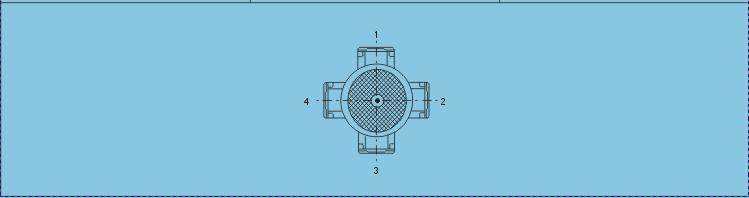 RV系列蝸桿減速機