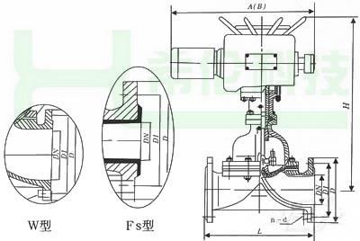 电动隔膜阀