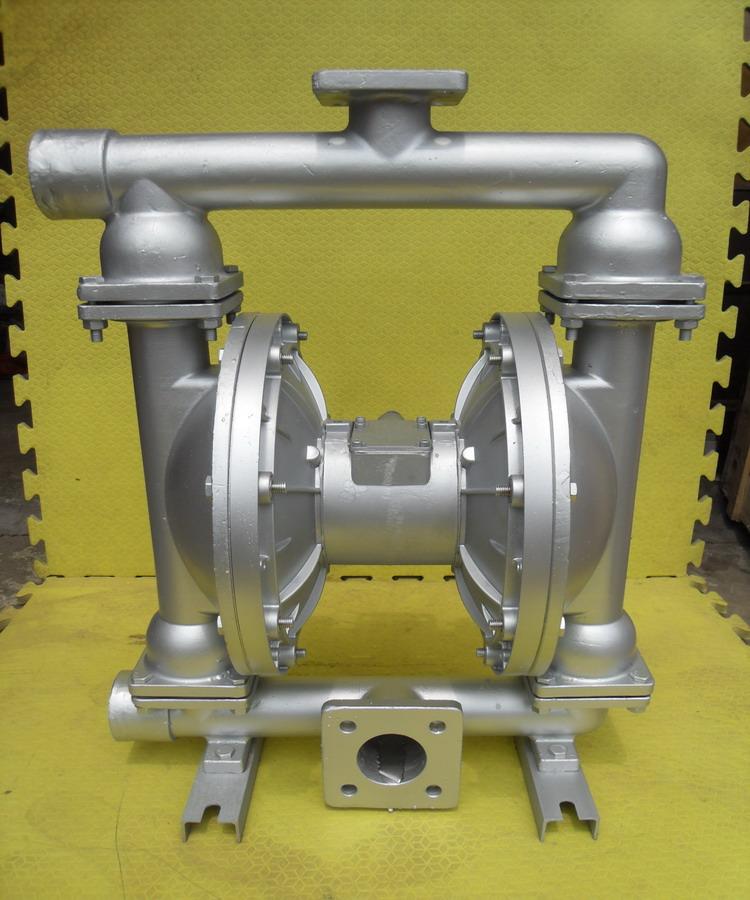 化学品用防爆气动隔膜泵图片