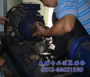 进口电机维修