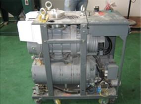 alcatel ads602h真空泵维修