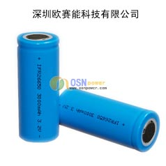 磷酸铁锂26650电芯