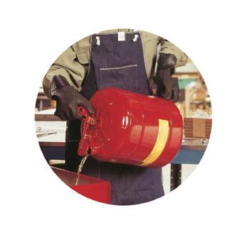 3加侖鋼製安全罐