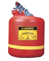 2.5加仑塑料安全罐