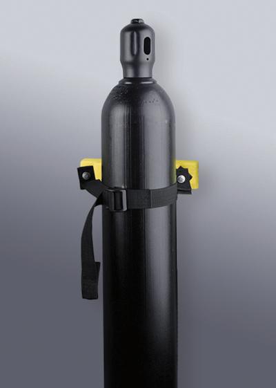 單氣瓶固定板