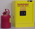 A302 Flammable Cabinet