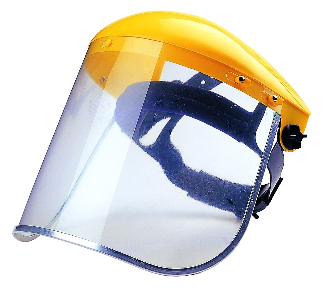 防護面屏與支架