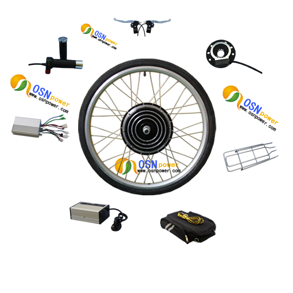 Front Wheel(Motor) for Electrical Bikes 48V 500W  26
