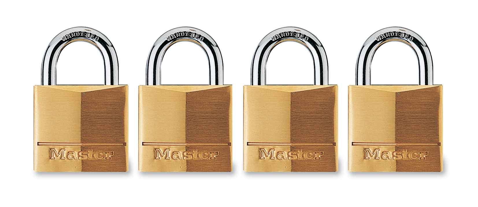 普通銅安全掛鎖