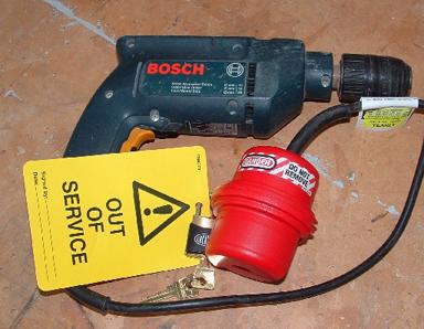 电源插头安全锁具