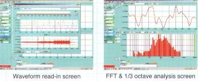 日本理音SA-78S双通道信号分析仪