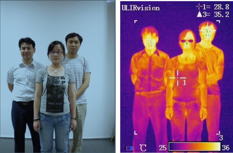 亚洲人体热�_ti160-p人体测温专用型红外热像仪ti160-p