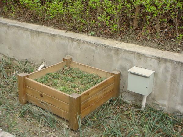 木制花盆 p3 木制花盆