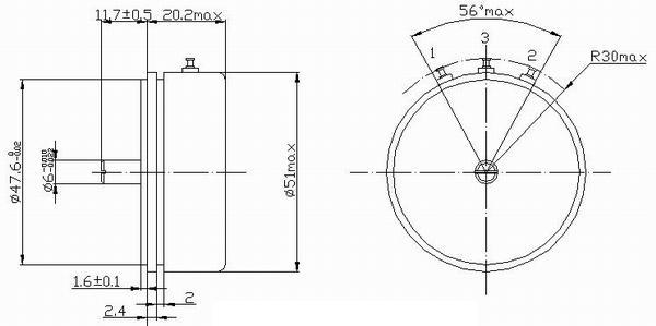 角度传感器