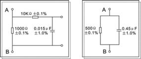 接觸、泄漏、保護導體電流測試儀