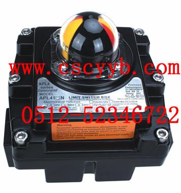 APL410N防爆型限位开关,APL410N隔爆型限位开关,APL410N转角型阀门控制开关箱