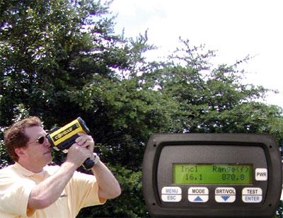 美國LaserCraft高精度激光測距儀
