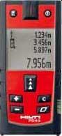 德国喜利得PD40手持激光测距仪