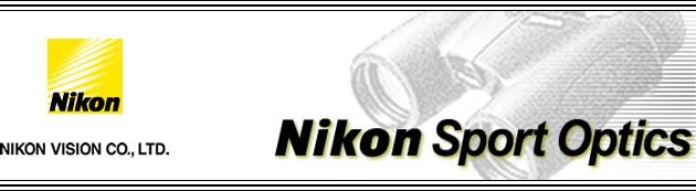 日本NIKON激光测距仪/激光测距望远镜