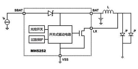 5252F 电路图