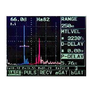 USM 33 通用超声波探伤仪