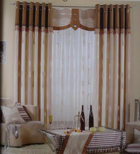 欧式窗帘装修效果图,欧式窗帘效果图,欧式奢华窗帘效果图,客厅欧式