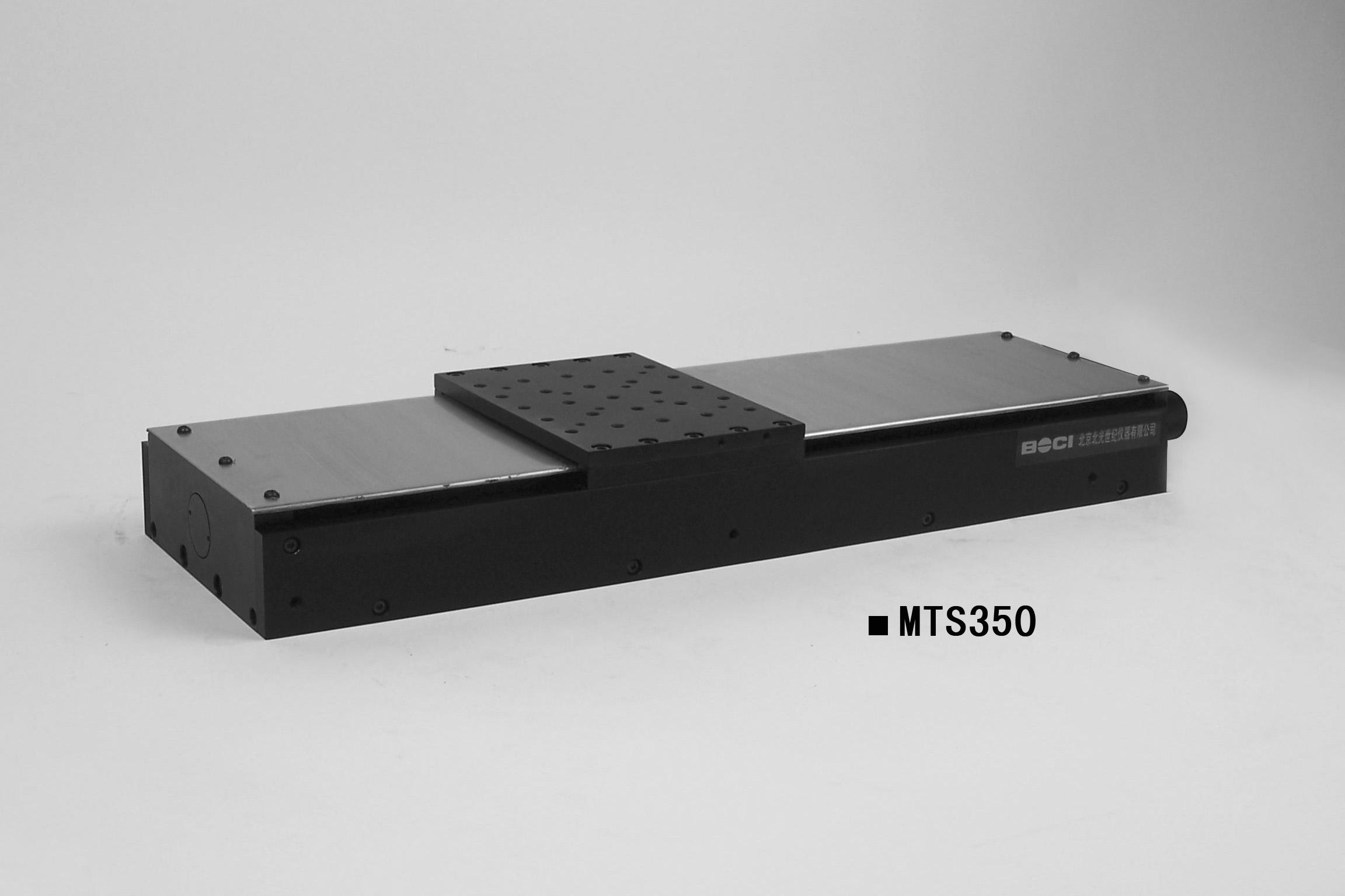mts350 系列精密重载型电控平移台图片