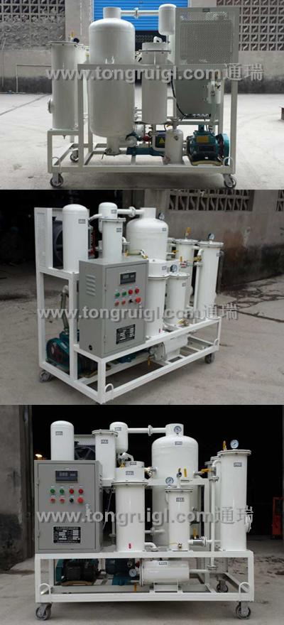 脱水除酸再生净油机