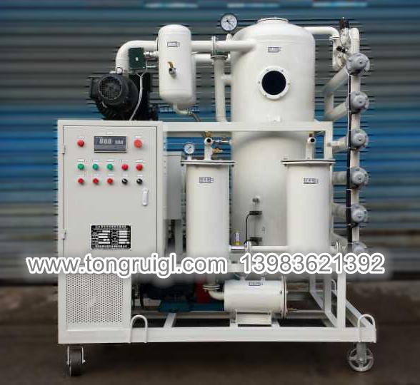 ZJA变压器油高效双级真空滤油机