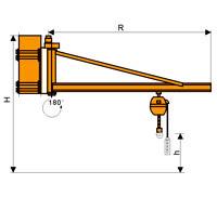 悬臂起重机(悬臂吊)