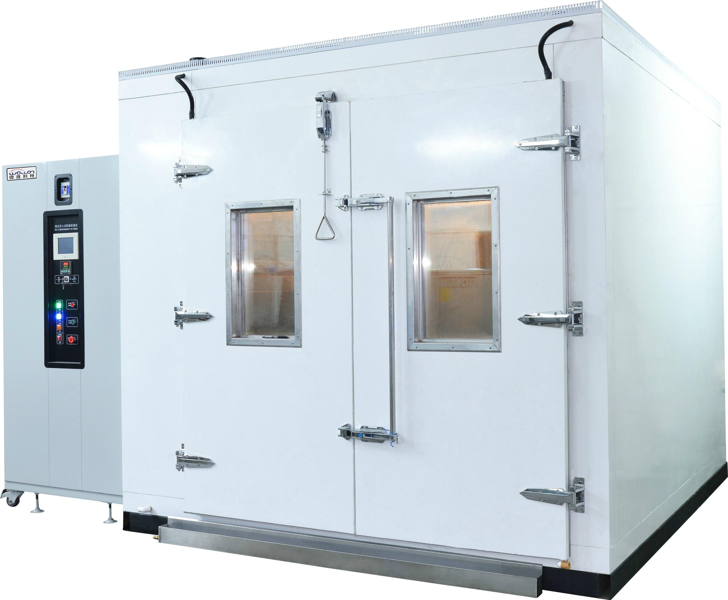 非标步入式恒温恒湿试验室温度的筛选及操作保养