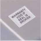 BRADY防伪标签系列