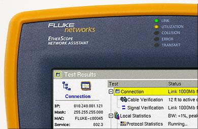 Fluke DTX系列电缆认证分析仪-布线认证测试专家