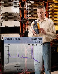 DTX Compact OTDR光缆认证测试