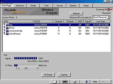 二手FLUKE OptiView INA 集成式网络分析仪