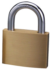 4150 Economy Brass Series Padlock