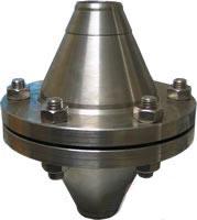 GZW-1型阻爆燃型管道阻火器