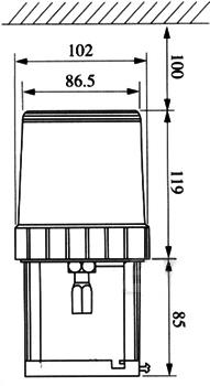 CK30系列閥門驅動器