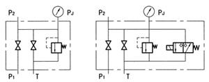 AJS-32H3-B AJS-32H1-A 蓄能器安全阀组